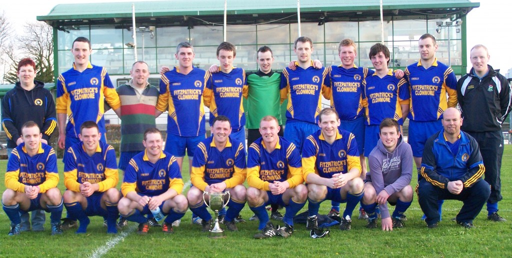 05-01-13 - Clonmore with Cup