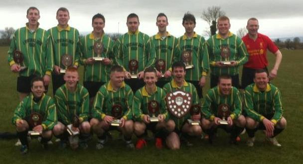 Cloughjordan 'B' - Third Division Shield Winners-1